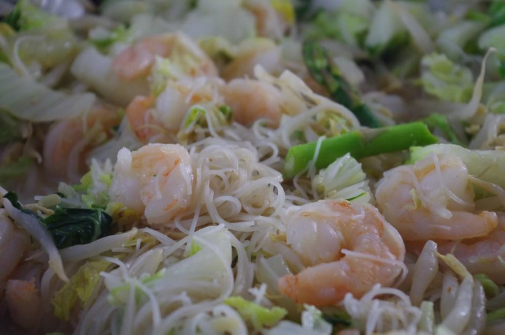 chinese shrimp stir fry
