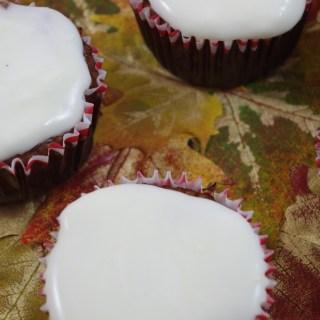 Gluten Free Pumpkin Apple Cupcakes
