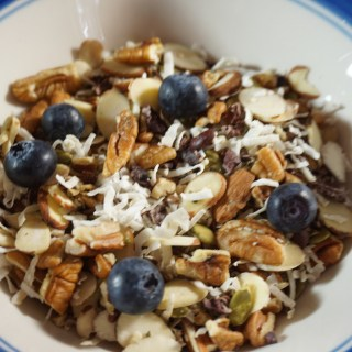 Crunchy Cacao Superfood Cereal
