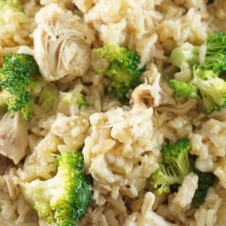 Gluten Free Chicken Broccoli Casserole