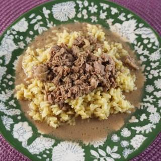"""Marjoram Beef – """"Majoramfleisch"""" – Austrian Cuisine"""