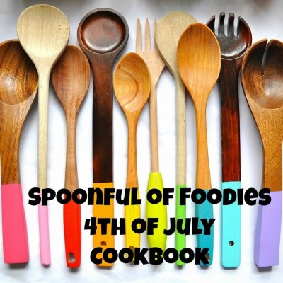 Spoonful of Foodies 4th of July Cookbook