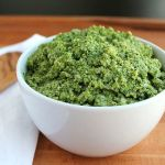 Charred Broccoli Pesto
