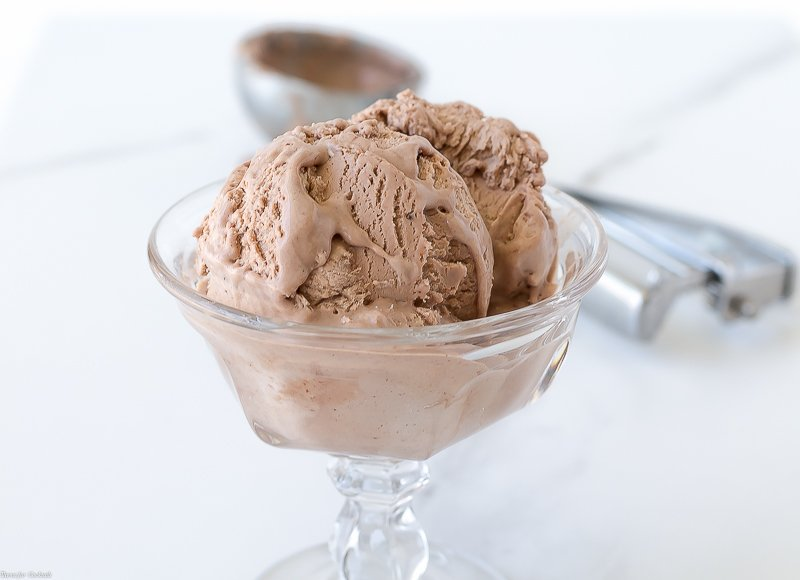 Mexican Hot Chocolate Ice Cream