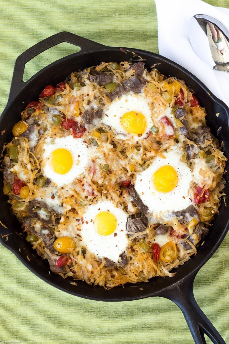 southwest-steak-and-egg-skillet