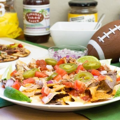 Celebrate Game Day With An Ultimate Pulled Pork Bar