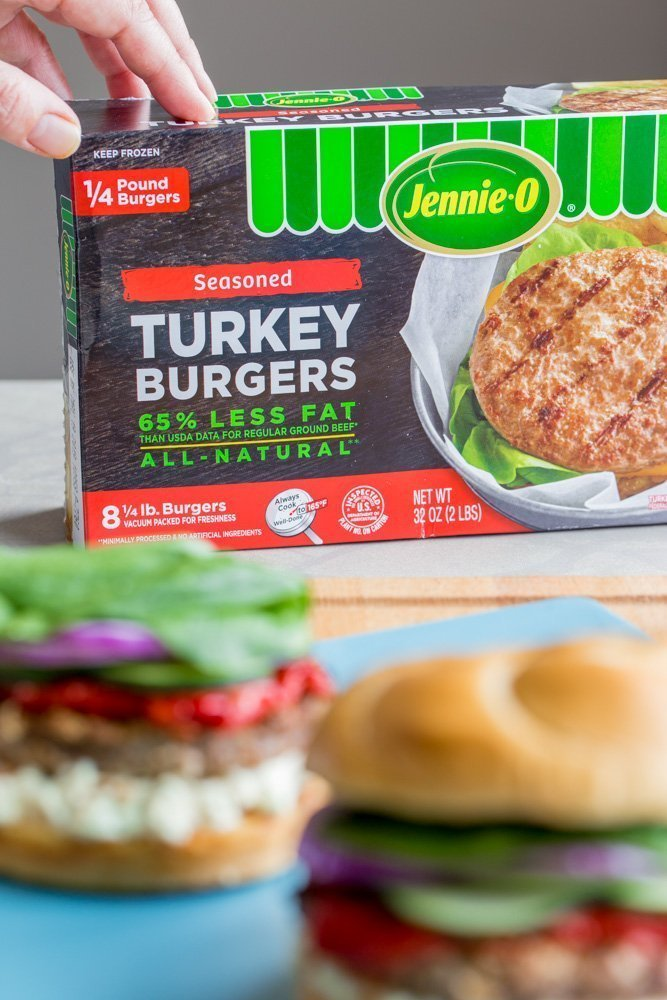Greek Turkey Burger Recipe