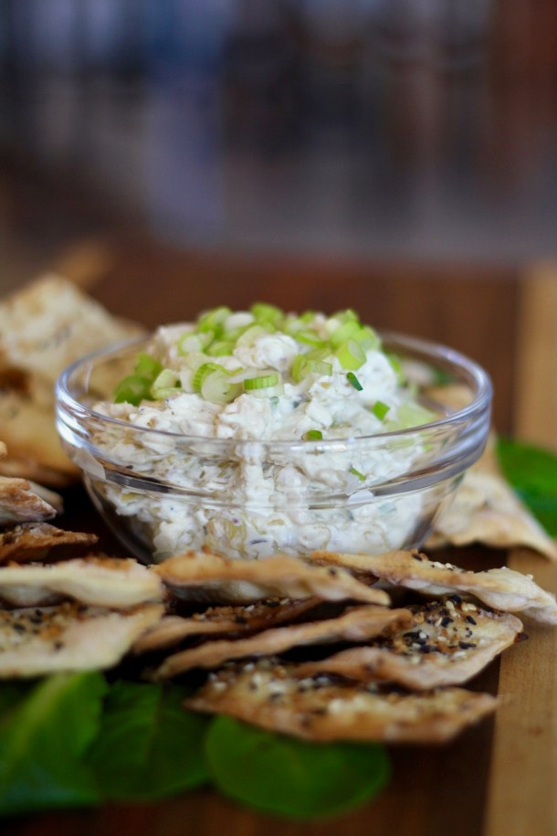 Greek Yogurt French Onion Dip
