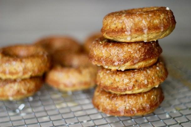gf lemon poppyseed donuts