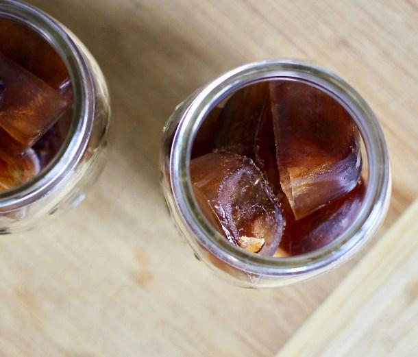 Coconut Spice Iced Coffee