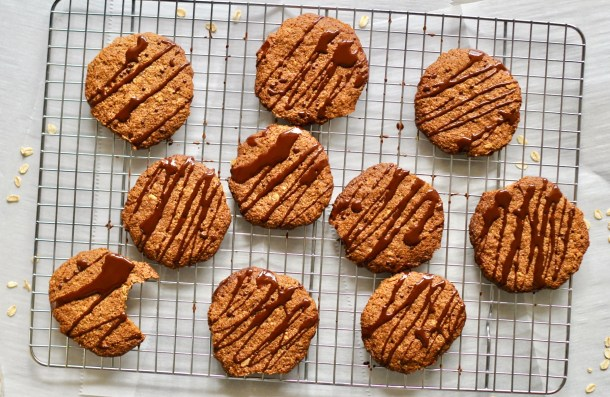 Gf Crispy Oatmeal Cookies
