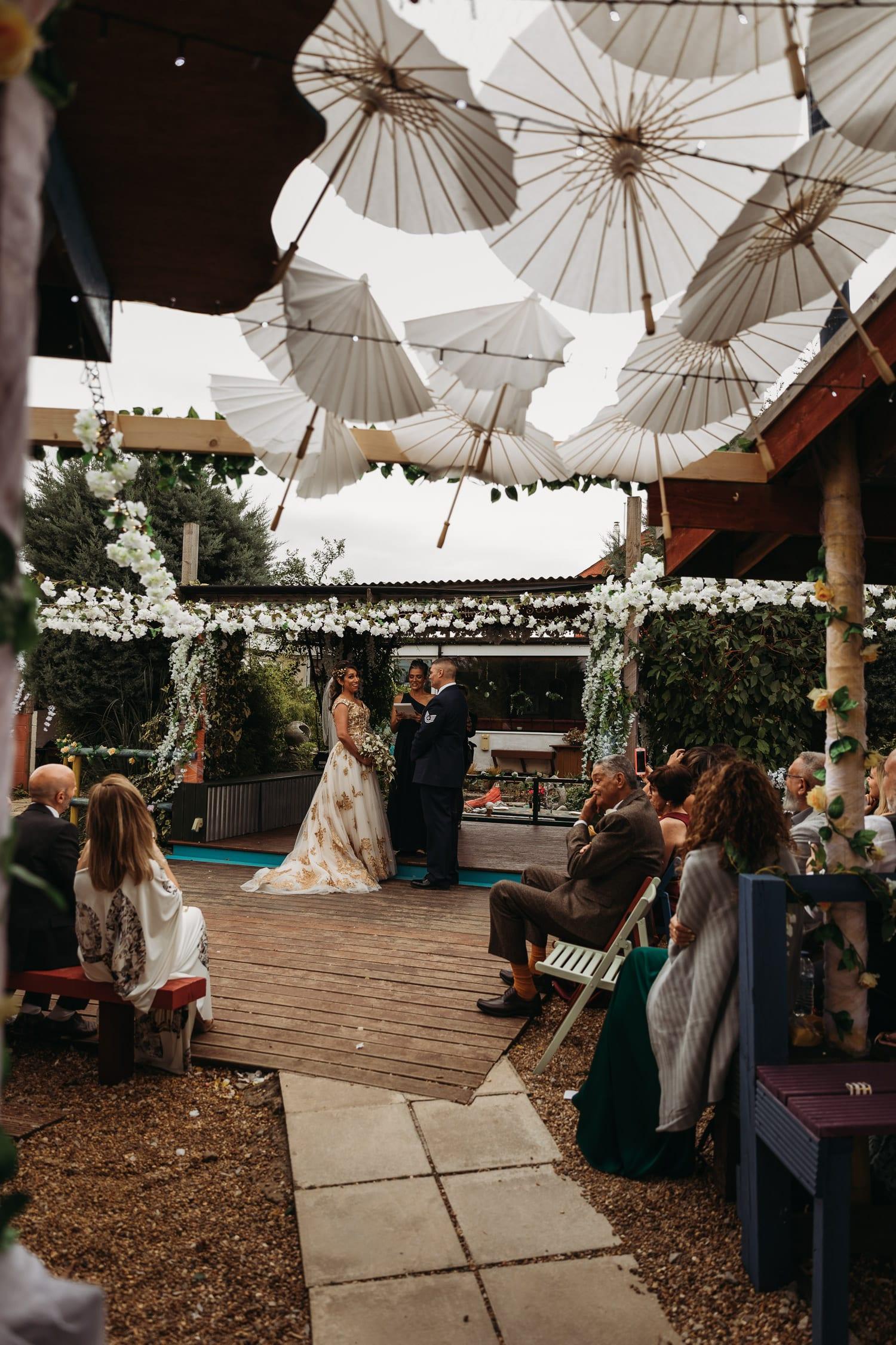 The Missing Sock Wedding