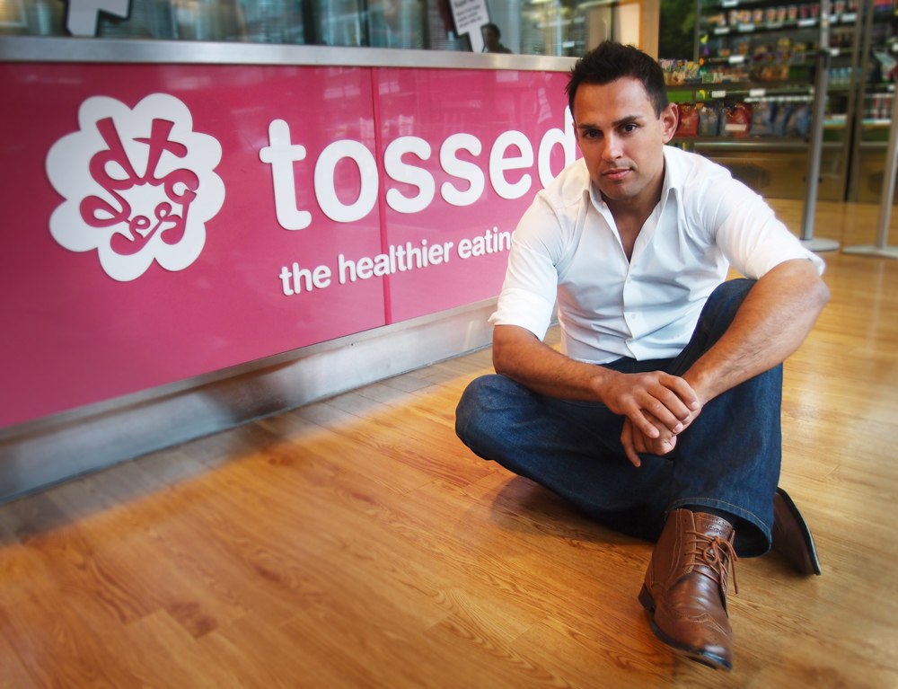 Founder of Tossed invests in Thyngs