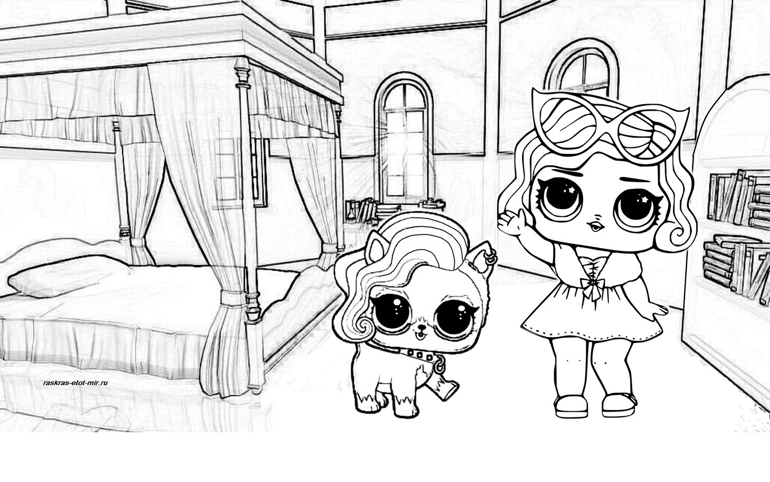 Lol Baby Cat Coloring Page Anime Coloring Pages Best Coloring