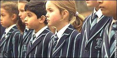 No uniforms in Folk High Schools