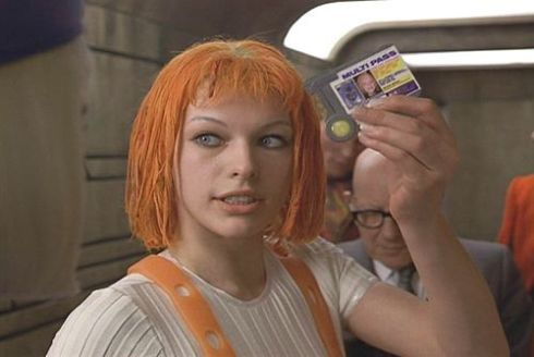 Some of us are born with LeeLoo's multipass