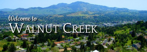 Walnut Creek - my home many years ago