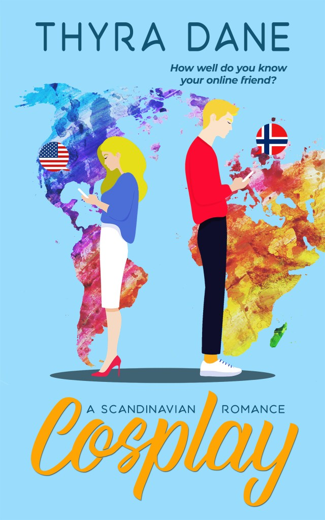 Cover of the book Cosplay: A Scandinavian Romance by Thyra Dane