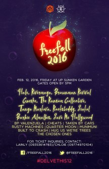 UP FAIR FRIDAY - FREEFALL