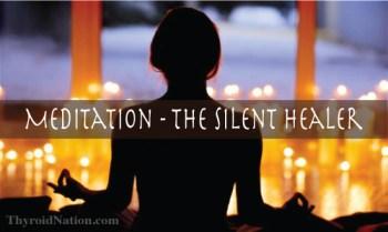 Can Meditation Help Your Thyroid?