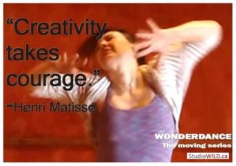 creativity-courage