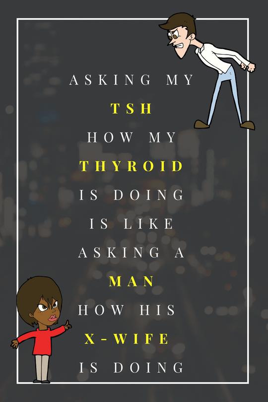 Asking my TSH2