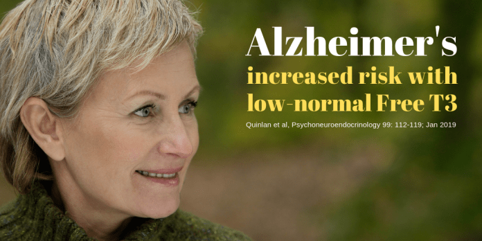 Low T3 and alzheimers2