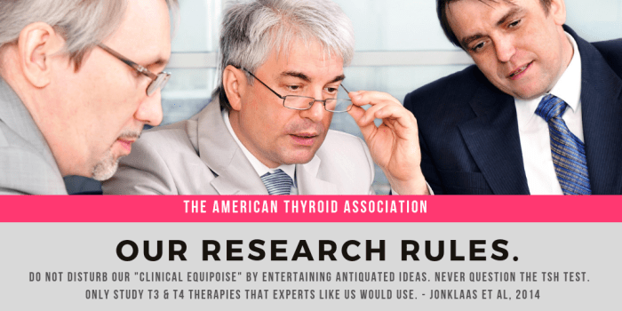 American Thyroid Association-research