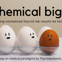 Biochemical bigotry: Enforcing normalized thyroid lab results