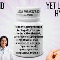 Acella NP Thyroid recall: Ethical yet low-risk