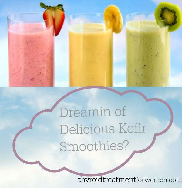 Kefir Smoothie Recipes