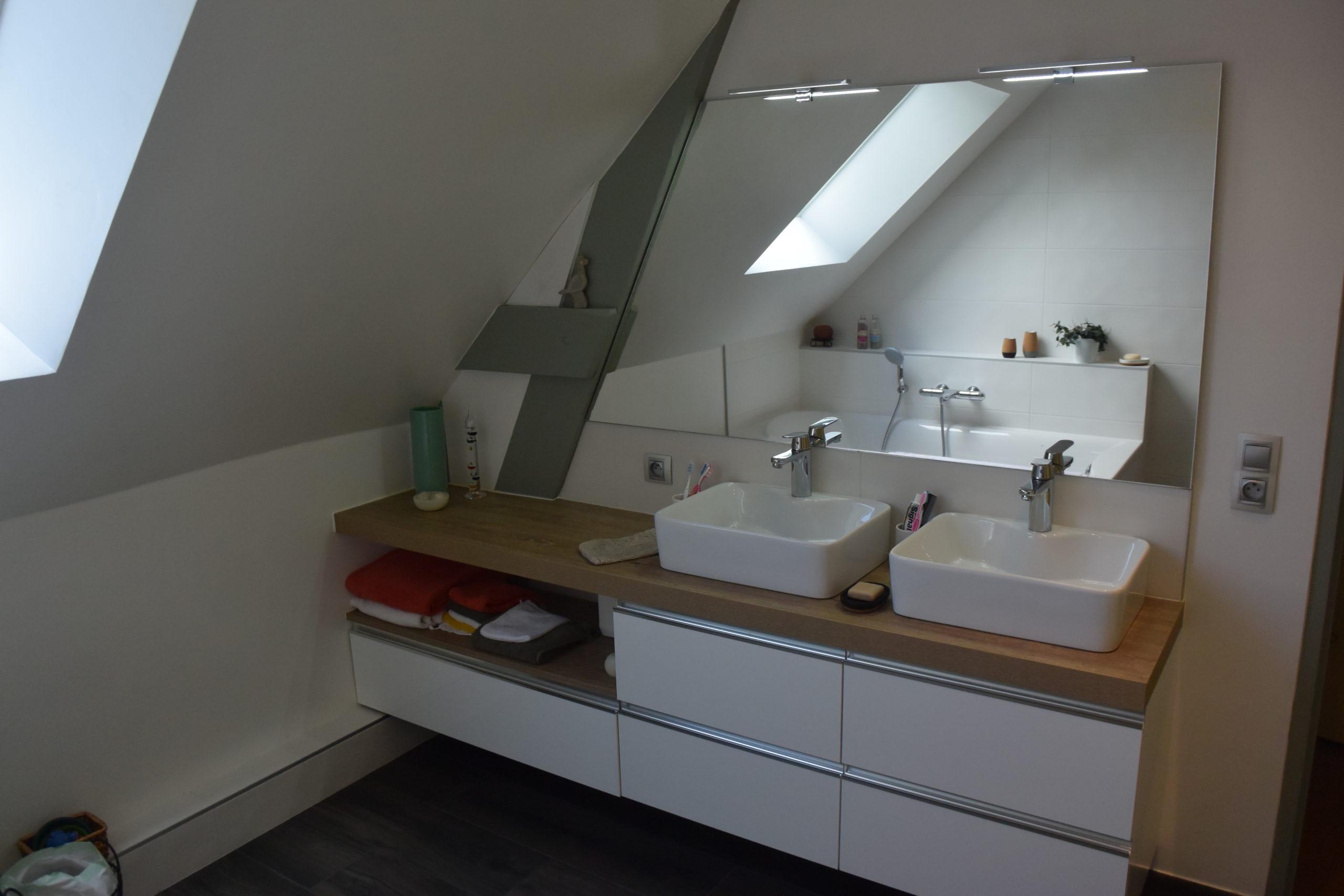 Salle de bain chambre privative séparée (1)