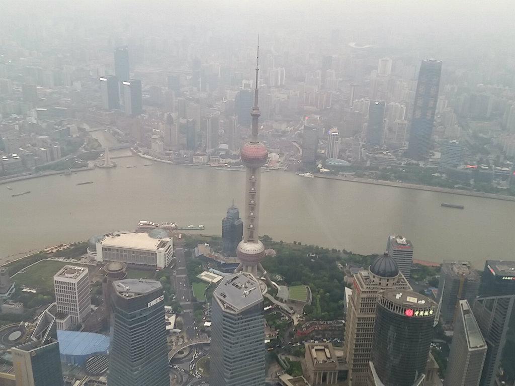 上海旅行TI