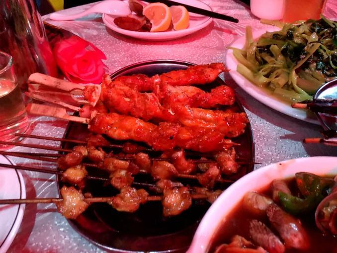 珠海レストランTI