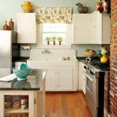 Farmhouse Kitchen Faucet Island With Stove Top 8个厨房水槽必备的配件 每日头条 我决定从厨房水槽区开始 令人惊奇的是 通过改变设备 增加一些植物甚至更换皂液器 都能使你的厨房变得更好 这里有一些你可以自己diy厨房的想法