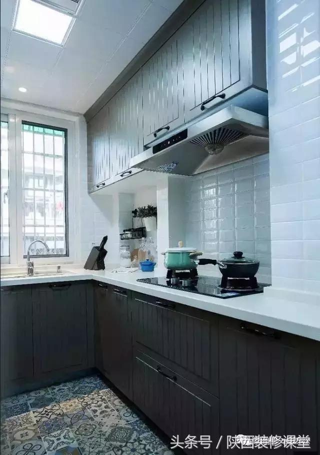 tall kitchen cabinets new cost 不够难怪吊柜厨柜厨房图纸 www thetupian com 厨房没有高柜 难怪储物不足每日头条jpg 640x909 不够难怪