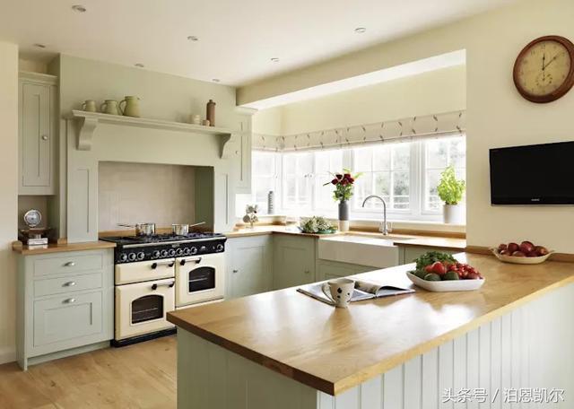 kitchen reface depot cabinets accessories 国外牛人将仓库改造成厨房文艺范很强 每日头条