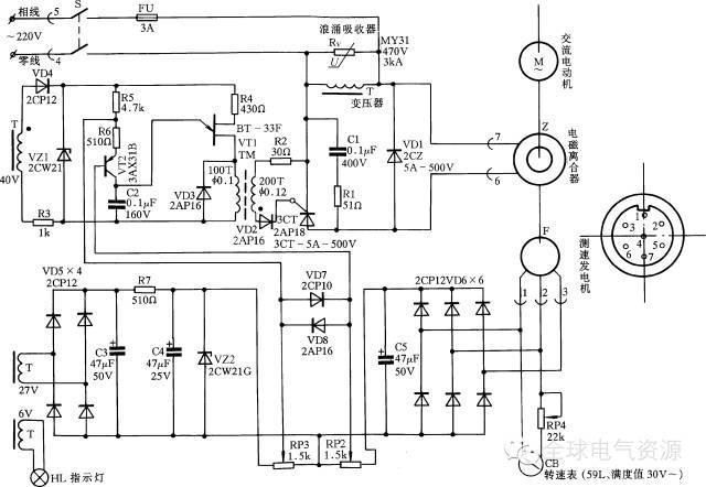 電動機控制線路(史上最全) - 每日頭條