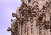 教堂上的滴水嘴獸 - 每日頭條