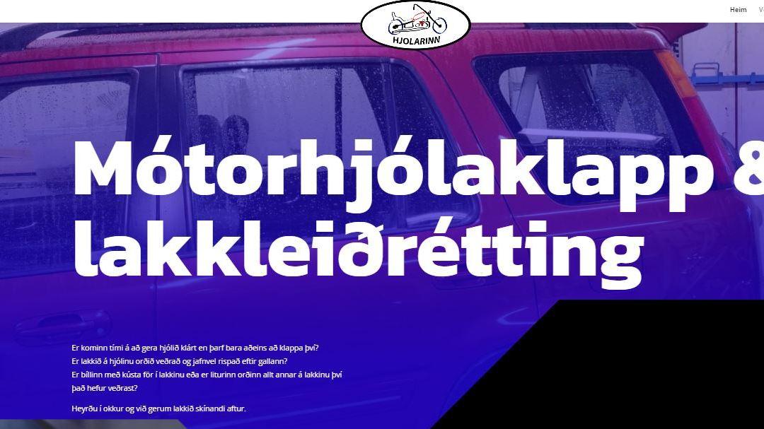 Nýtt á Akureyri.  Þarftu að standsetja hjólið fyrir sumarið.