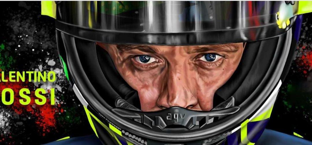 Valentino Rossi hættir að keppa