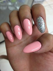 claw nails pink joy studio design