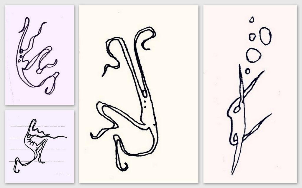 1-desenhos - zines - 1994
