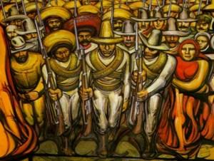 murales de diego rivera, muralismo mexicano