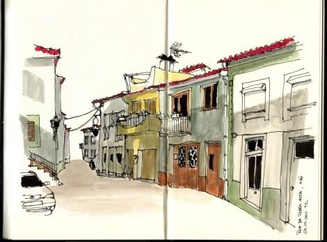 Rua da Pedra Alta