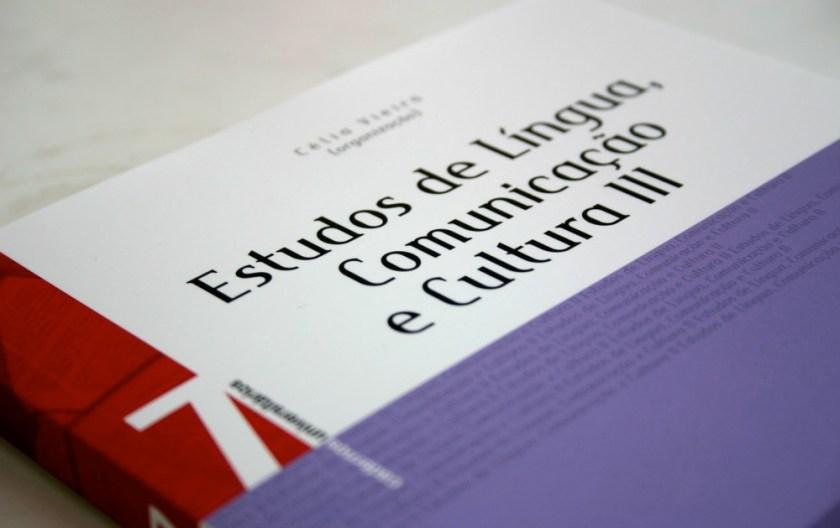 Capa da revista Estudos de Língua, Comunicação e Cultura