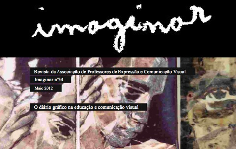 Capa da revista Imaginar