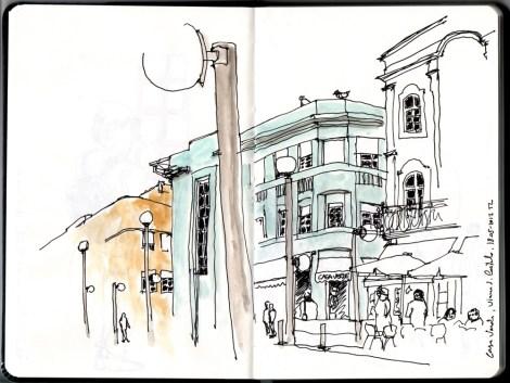 Avenida dos Combatentes, Viana do Castelo