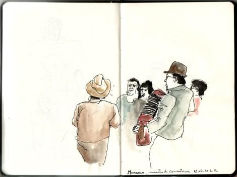 encontro de concertinas na Montaria