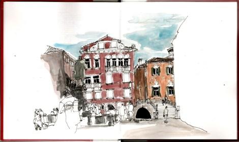 Campo Manin, Venezia